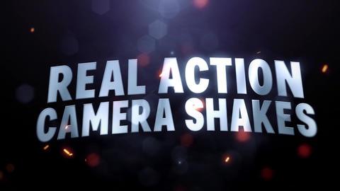 Real Action Camera Shakes