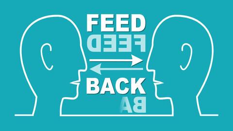 Feed-back Animation