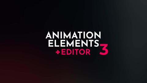 Animation Elements + Editor