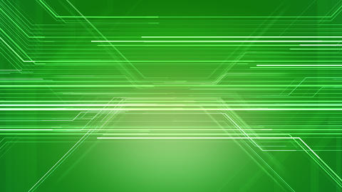Digital Circuit Network Technology internet data space Background c Green1 Animation