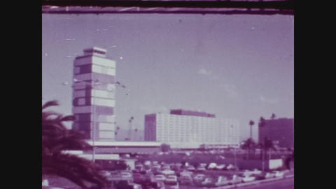 Los Angeles, USA 1979, Buildings in Los Angeles 4 Live Action