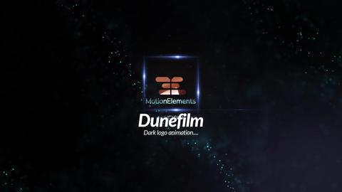 Dark Logo After Effects Template
