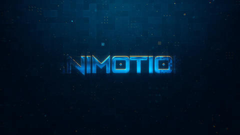 Technology Logo Reveal After Effects Template