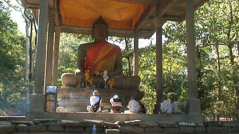 temple 02 Footage