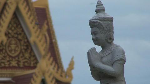 temple 03 Footage