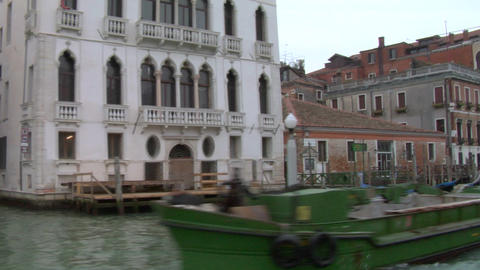 canal grande 01 Footage