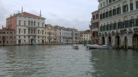 canal grande 03 Footage