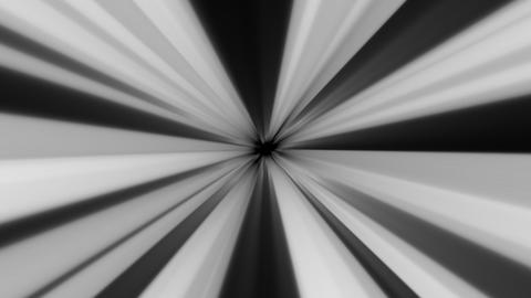 radial ray blur with alpha Animation