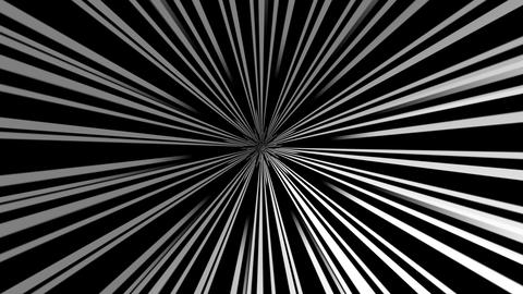 line rays shine with alpha Animation