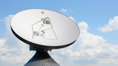 Satellite 2 Stock Video Footage