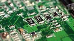 SMD soldering Stock Video Footage