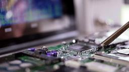 Repairing Stock Video Footage