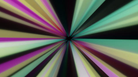 radial retro ray with alpha Animation