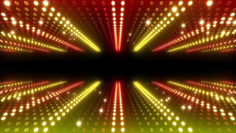 LED Wall 2 W Db Y 3g HD Stock Video Footage