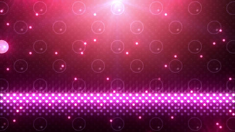 LED Wall 2 W Hb Tg HD Stock Video Footage