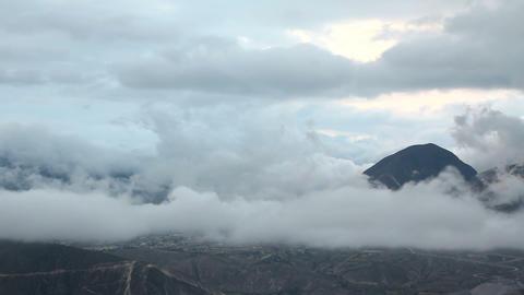 Rain cloud time lapse Footage