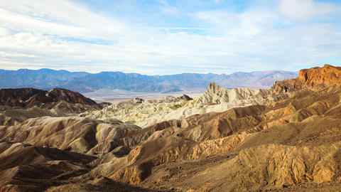 Death Valley Time Lapse Live Action