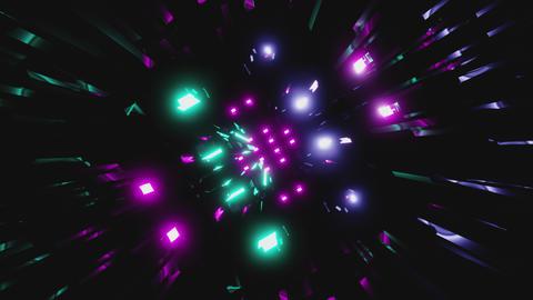 Lilac Journey 4K Animation