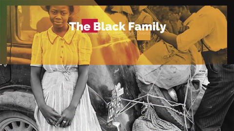 Black History Month Slideshow After Effects Template