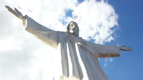 Rio Jesus 1 Stock Video Footage