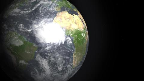 hurricane Stock Video Footage
