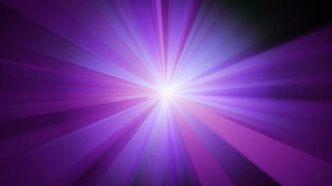 bright purple ray Animation
