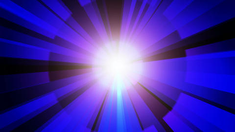 volumetric eye rays Stock Video Footage