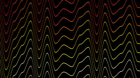 stripe fire noise with alpha Stock Video Footage