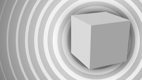 Cube Stock Video Footage