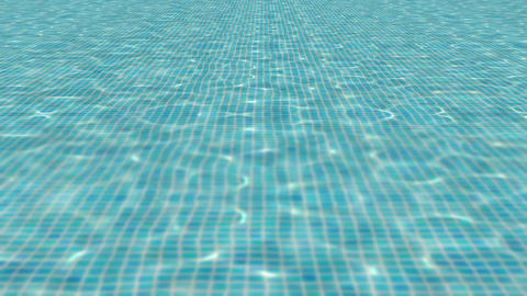 Swimming Pool water Stock Video Footage