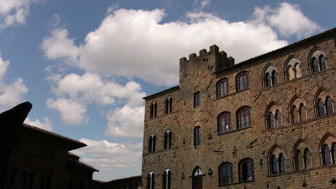Old castle Stock Video Footage