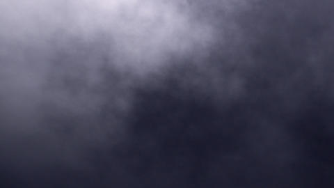 Slow Fog Transition Loop Stock Video Footage