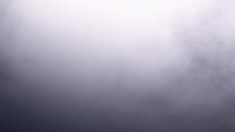Slow Fog Transition Loop Stock Video Footage