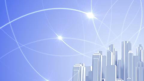 Business Network IT Ea 3 HD Stock Video Footage