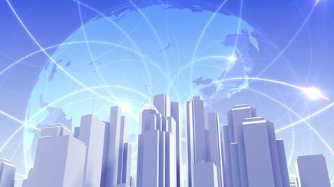 Business Network IT Da 7 HD Stock Video Footage