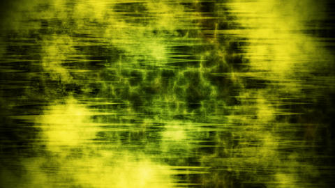 fractal grunge green Stock Video Footage