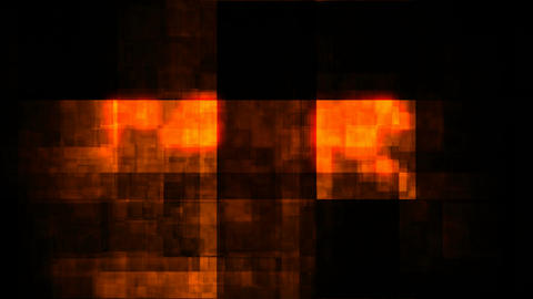 mosaic glowing grunge Animation