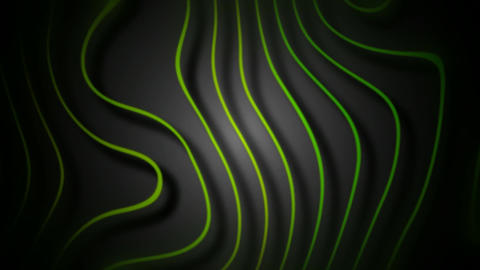 abstract green root Stock Video Footage