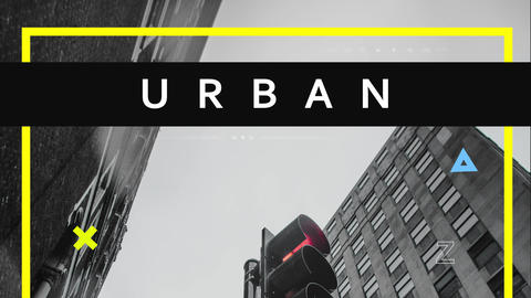 Urban Modern Promo