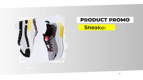 Product Promo Slideshow After Effects Template