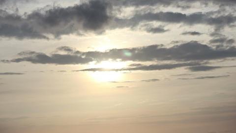 Cloudscape 27 Stock Video Footage
