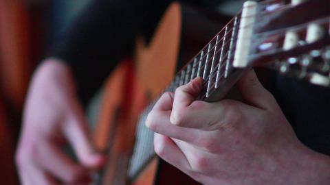 Gitarre spielen 2 Footage