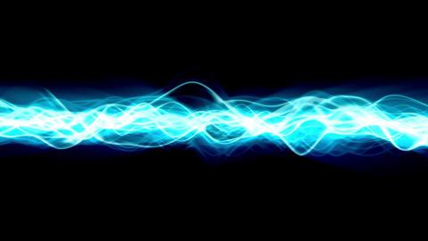 Dynamic Energy Stream Animation