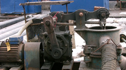 Ticky-tacky machine Stock Video Footage