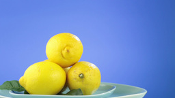 Lemons Stock Video Footage