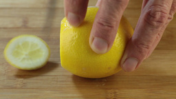 Lemon Stock Video Footage