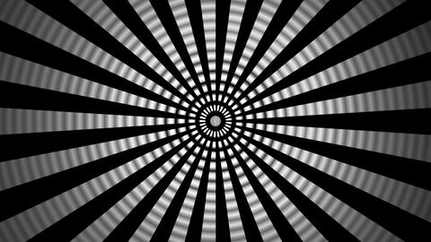 hypnotize rays spin with alpha Stock Video Footage