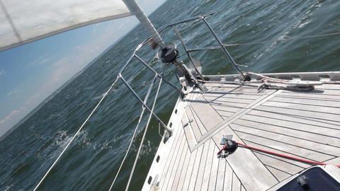 Staysail Footage