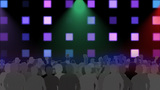 Concert,   Night   Club,   Party,   Scene stock footage