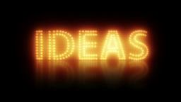 Creative Idea Title Animation